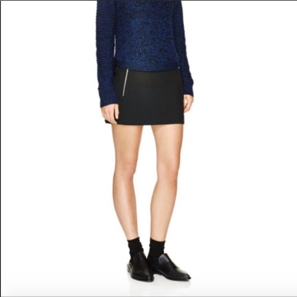⭐️3 FOR $20⭐️ Wilfred Ponte Clairaut Mini Skirt